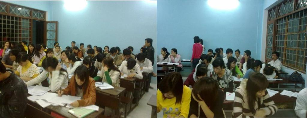 Diễn đàn Lớp Liên thông Tin Chính quy  K19 (2009-2011) ĐH Khoa học Huế