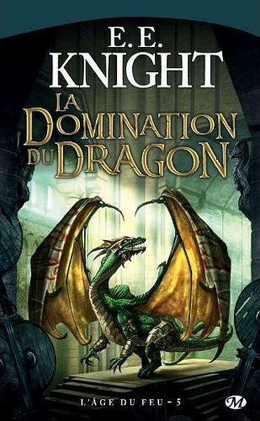 L'Âge du feu, Tome 5 : La domination du dragon Dragon12