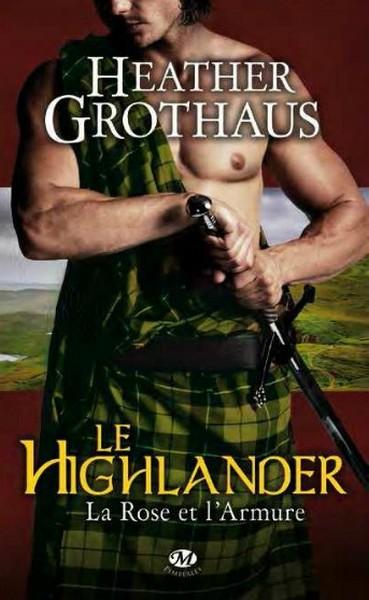 La rose et l'armure, Tome 3 : Le highlander Highla10