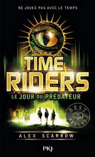 Time Riders, Tome 2 : Le jour du prédateur Sans_170