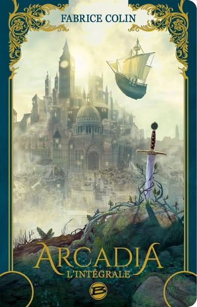Arcadia, L'intégrale Sans_177
