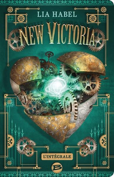 New Victoria - L'intégrale Sans_178