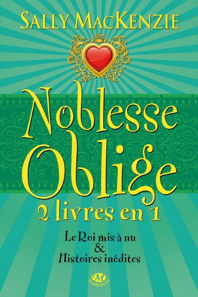 Noblesse oblige Intégrale 4 Sans_181