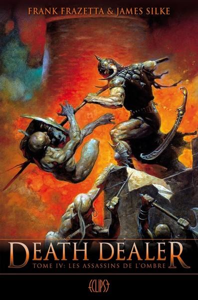 Death Dealer, Tome 4 : Les assassins de l'ombre Sans_t70