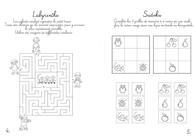 album coloriages jeux enfants Jeux_g11