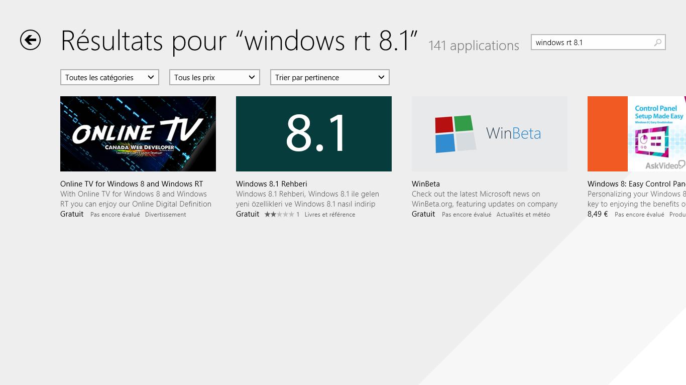 [INFO] Windows 8.1 RT est là Captur11