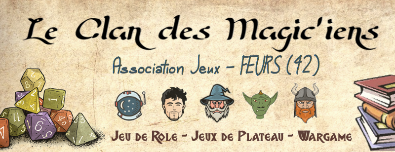 Le Clan Des Magic'iens