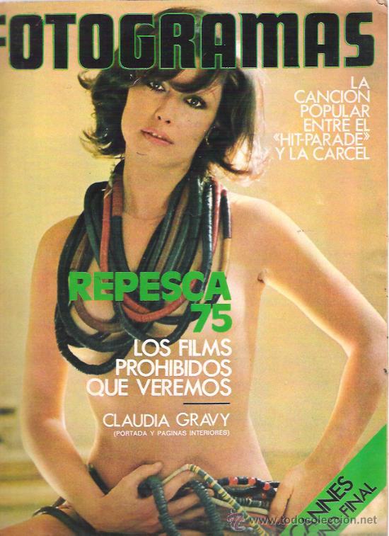 [Actrice]Claudia Gravy 21975210