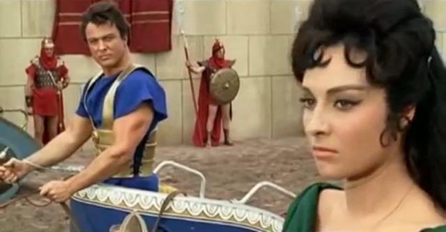 Le retour des Titans. Maciste, l'eroe più grande del mondo. 1963. Michele Lupo. Greci_12