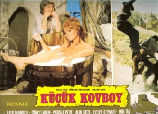 Küçük kovboy. 1973. Guido Zurli. Kucuk-10