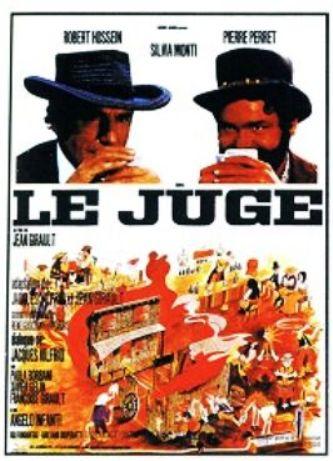 Le Juge - La loi à l'ouest du Pécos - 1971 - Frederico Chentrens - Jean Girault Le_jug10