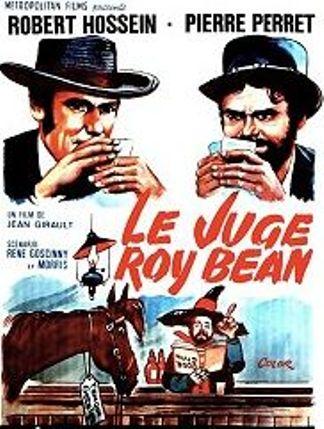 Le Juge - La loi à l'ouest du Pécos - 1971 - Frederico Chentrens - Jean Girault Le_jug11