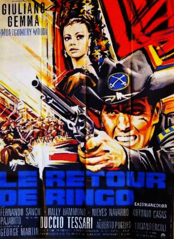 Le retour de Ringo - Il ritorno di Ringo - 1965 - Duccio Tessari Lereto10
