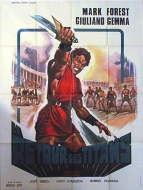Le retour des Titans. Maciste, l'eroe più grande del mondo. 1963. Michele Lupo. Moviec10