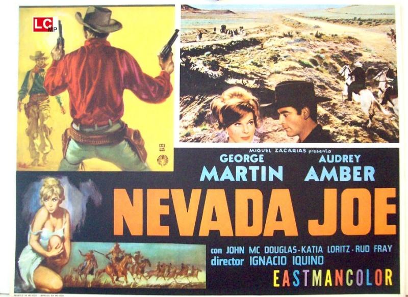 Le défi des implacables . ( Oeste Nevada Joe ) . 1964 . Ignacio F. Iquino . Nevada11
