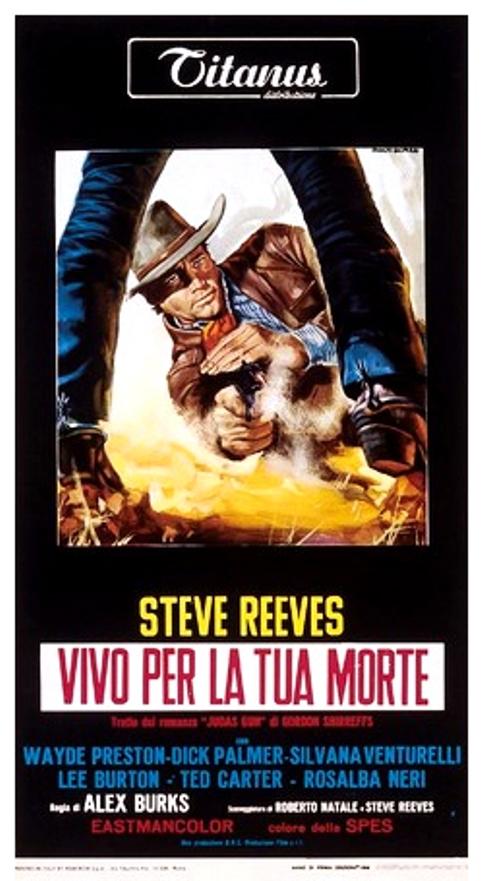 L'évadé de Yuma - Vivo per la tua morte - 1968 - Camillo Bazzoni Vivope10