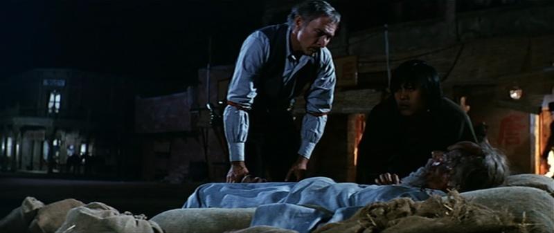 La brute , le colt et le karaté . 1974 . Antonio Margheriti Vlcsn333