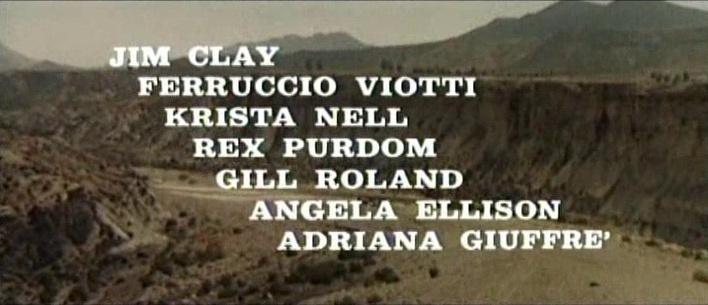 Los Machos - Uno die piu' all 'inferno - Giovanni Fago - 1969 Vlcsn335