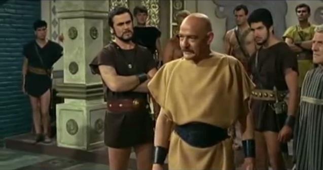 Le retour des Titans. Maciste, l'eroe più grande del mondo. 1963. Michele Lupo. Vlcsn532