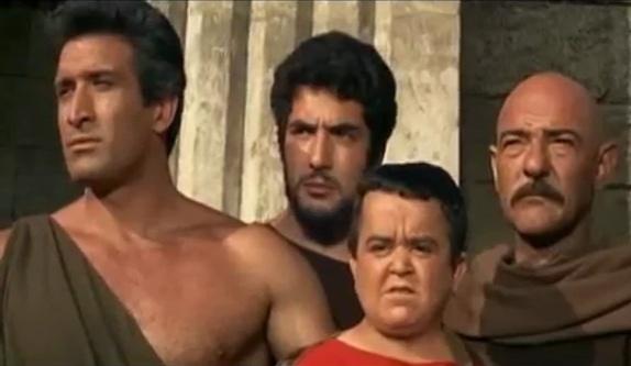 Le retour des Titans. Maciste, l'eroe più grande del mondo. 1963. Michele Lupo. Vlcsn538