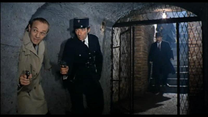 MAIGRET A PIGALLE , MARIO LANDI, 1967. Vlcsna32