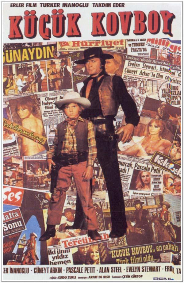 Küçük kovboy. 1973. Guido Zurli. Yumurc10