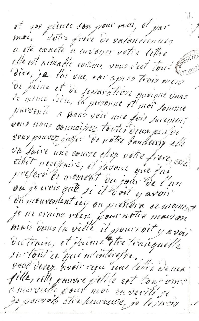 Mme de Polignac est-elle morte de douleur ? Numari22