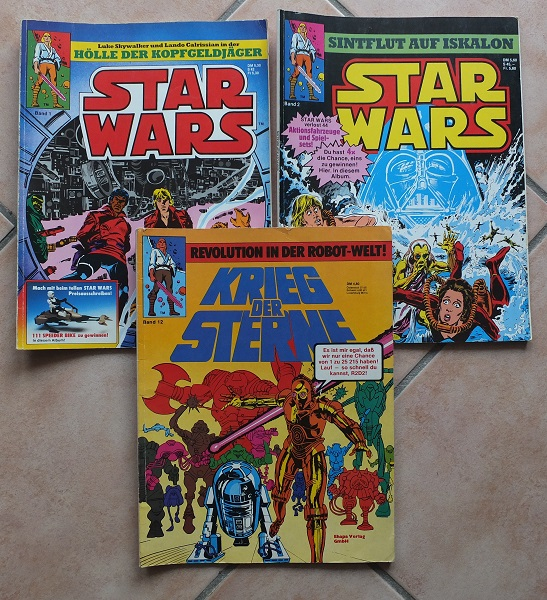 SW ADVERTISING FROM COMICS & MAGAZINES - Page 3 Comics11