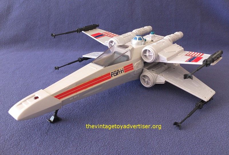 Luke X-Wing Pilot / X-Wing Fighter focus *** Updated March 2015 Glassl16