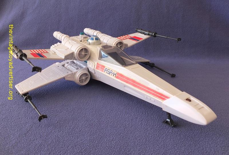 Luke X-Wing Pilot / X-Wing Fighter focus *** Updated March 2015 Glassl17