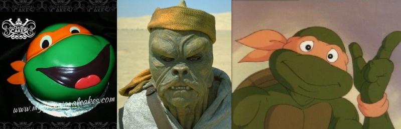 Uncanny resemblances Lookli10