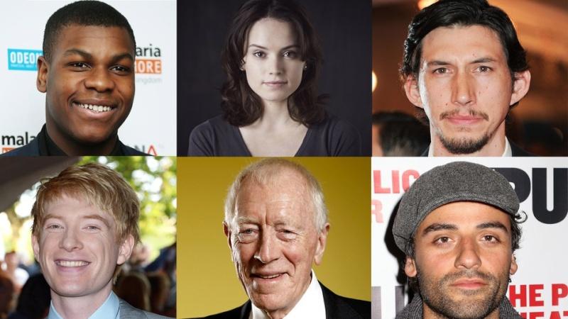 Star wars Episode VII Cast Announced! Star-w15