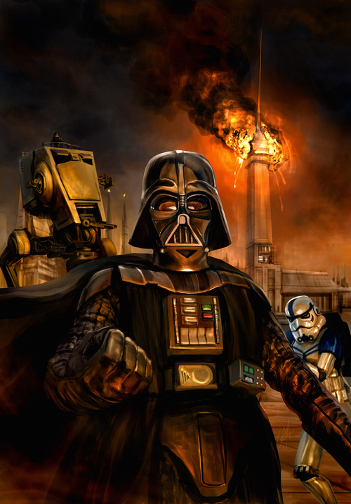Star Wars - The Cool Weird Freaky Creepy Side of The Force - Page 22 Tumblr10