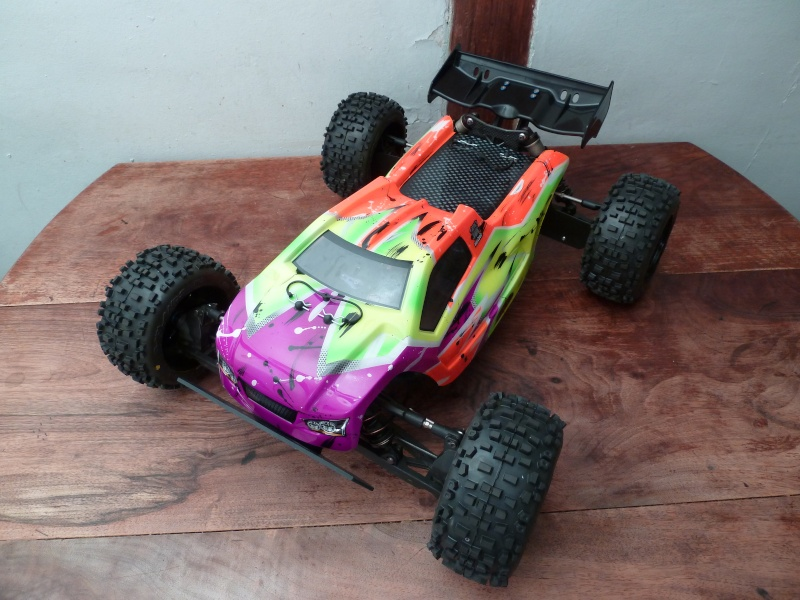 Le RC8T du Kid P1010318