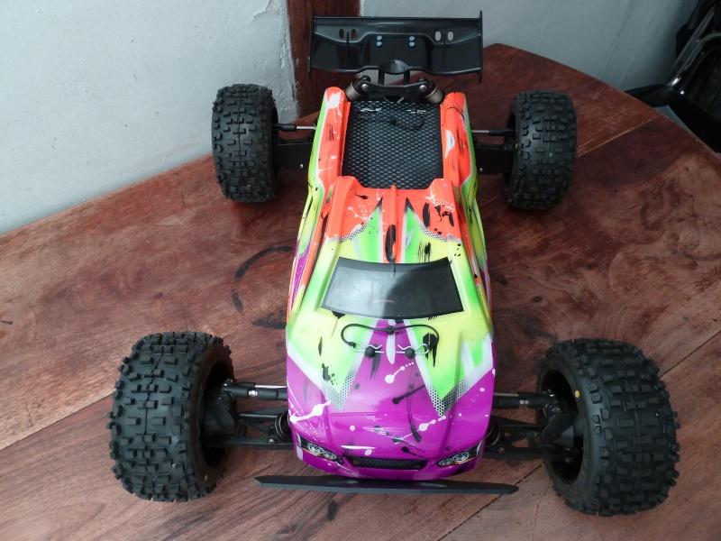 Le RC8T du Kid P1010319