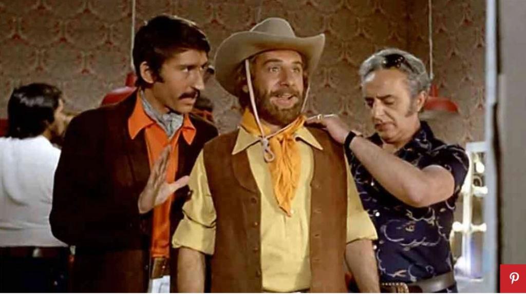 Vente a ligar al oeste - Pedro Lazaga - 1972 Captur11