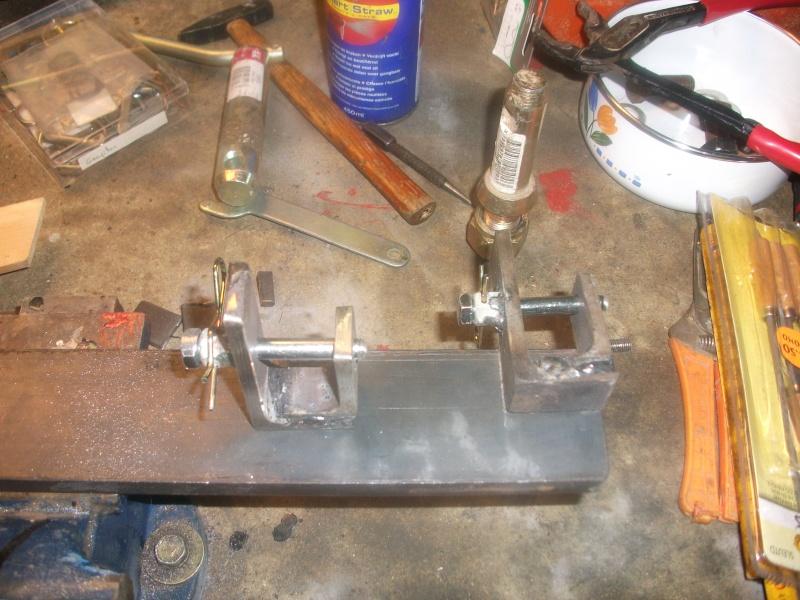 [Cotes relevage av mb800...] Et fabrication.... Dscf9520