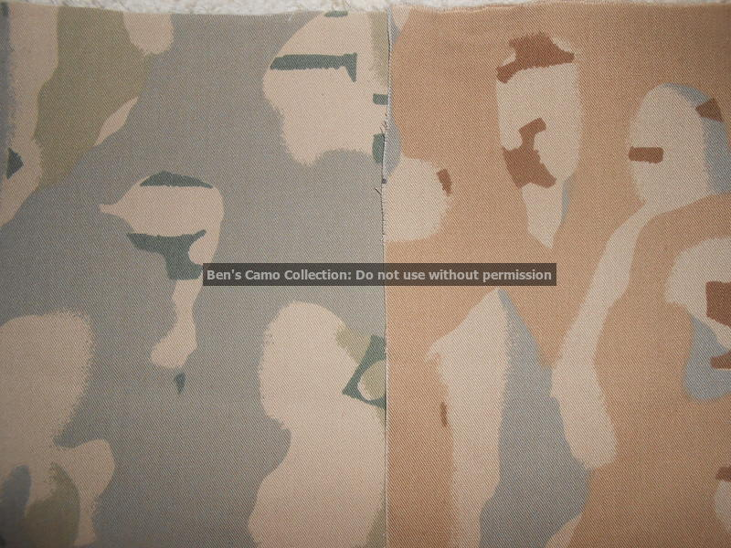 Army Camo Trial Patterns Urband10