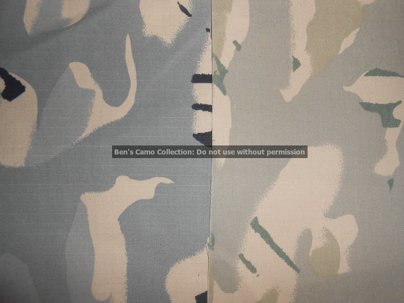 Army Camo Trial Patterns Urbant10