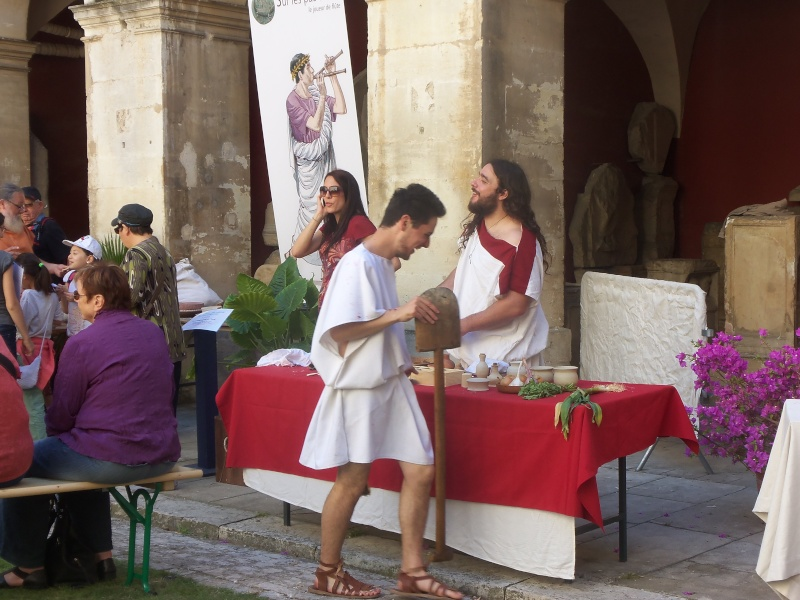 Nîmes au musée 100_4547