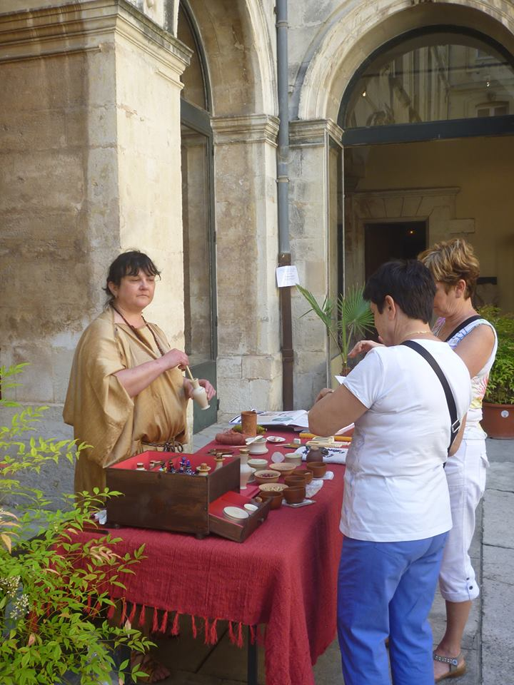 Nîmes au musée 10379110