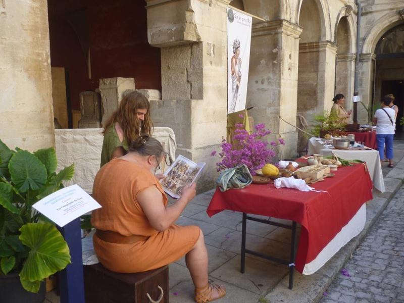 Nîmes au musée 10388311