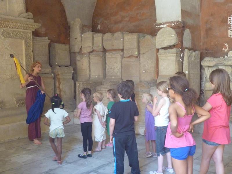Nîmes au musée 96111110