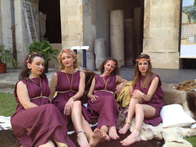 Nîmes au musée 96111310