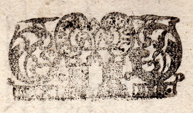 timbres fiscaux du XVII et XVIII eme siècle de la Généralité de Tours 404410