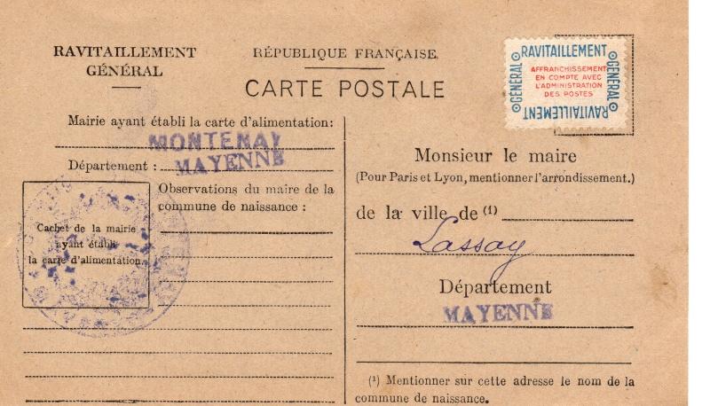 carte ravitaillement general 1946 de la MAYENE Carte_19