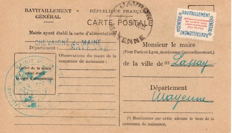 carte ravitaillement general 1946 de la MAYENE Carte_20