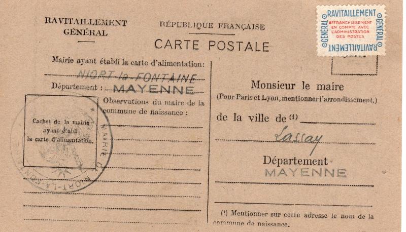 carte ravitaillement general 1946 de la MAYENE Carte_21