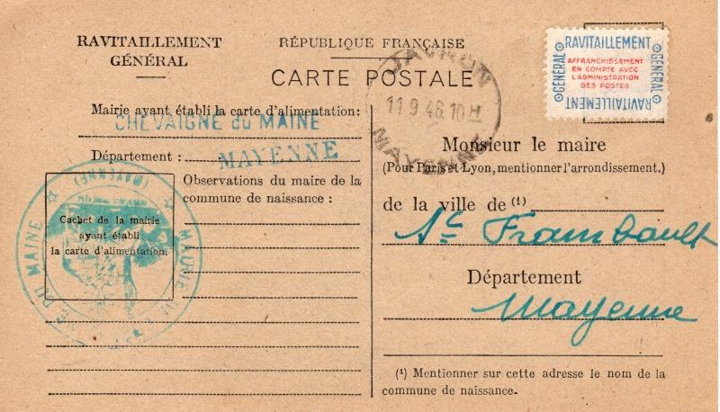 carte ravitaillement general 1946 de la MAYENE Carte_24