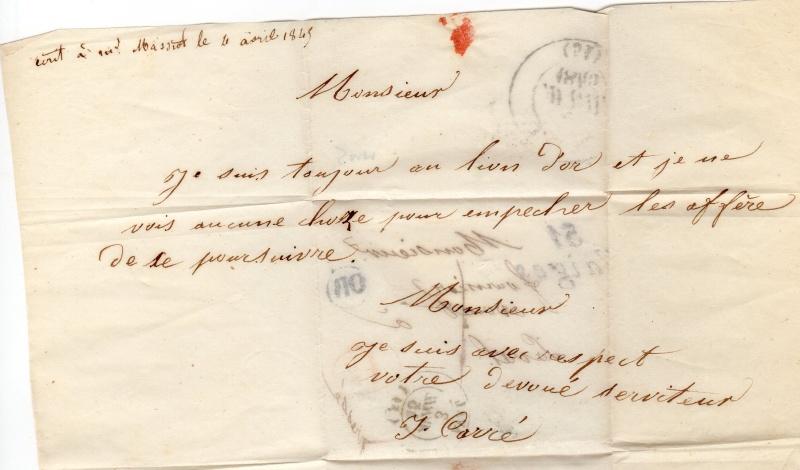3 avril 1845 Vaiges11